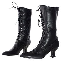 Halloween Women's Amelia Boots Black