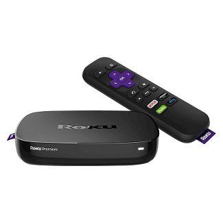 Roku Premiere Streaming Player 4K - Black (4620R)