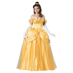 Women's Fairytale Princess Elite Costume
