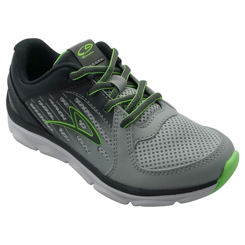 Boys Performance Athletic Shoes Connect 3 - C9 Champion Gray 6