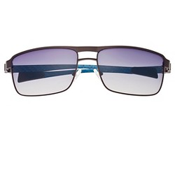 Breed Men's Taurus Polorized Sunglasses with Titanium Frame and Carbon Fiber Arms