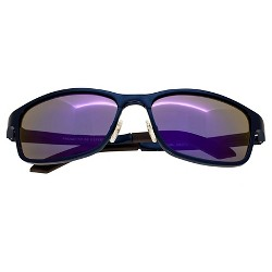 Breed Men's Hydra Polorized Sunglasses with Aluminum Frame and Arms