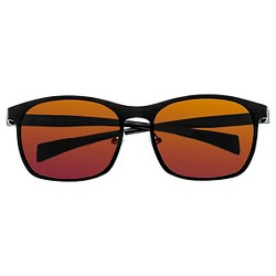 Breed Men's Halley Polarized Sunglasses with Titanium Frame and Carbon Fiber Arms