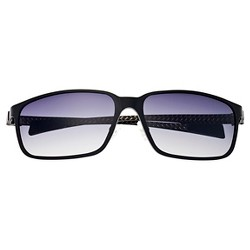 Breed Men's Neptune Polarized Sunglasses with Titanium Frame and Carbon Fiber Arms