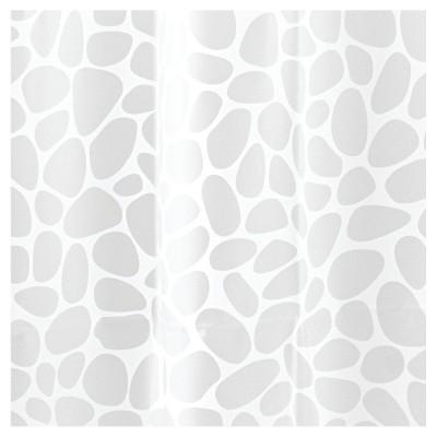 Shower Curtain Interdesign Pebble White