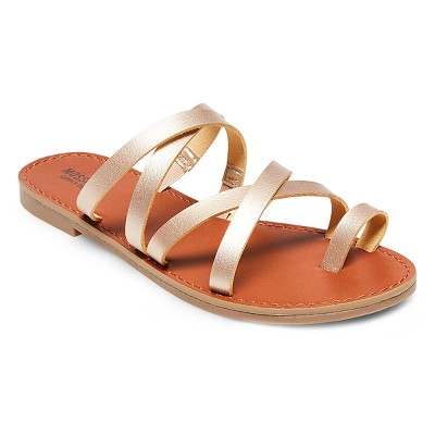988589c03ef3 Women s Lina Slide Sandals - Mossimo Supply Co.™ 8.5   Target
