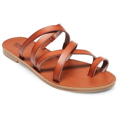 22f7b956adad Women s Lina Slide Sandals - Mossimo Supply Co.™ Black 7.5   Target