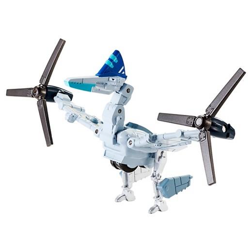Dinotrux Die Cast Paracopter Navs Figure Target