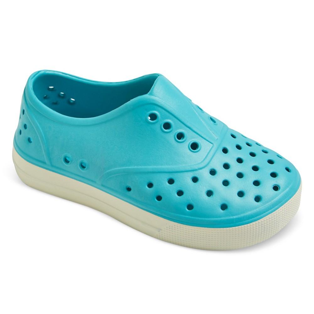Toddler Girls Jinnah Sneakers Cat & Jack - Turquoise 11