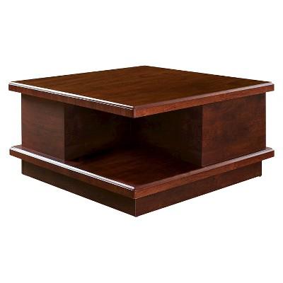 Rowena Modern Square Storage Coffee Table Espresso   HOMES: Inside ...