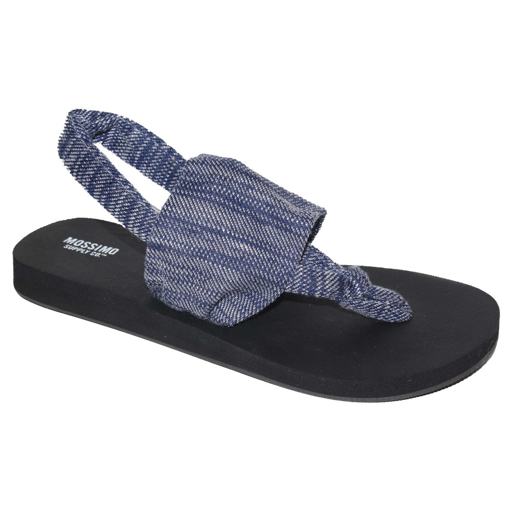Womens Dara Sling Sandals - Mossimo Supply Co. Blue 11