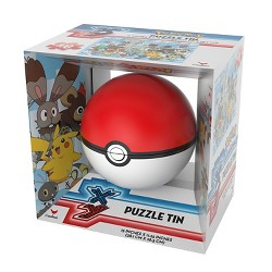 Pokemon Sphere Puzzle in Tin - 100pc