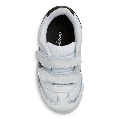 Toddler Boys' Casey Casual Sneakers Cat & Jack - White 6, Toddler Boy's