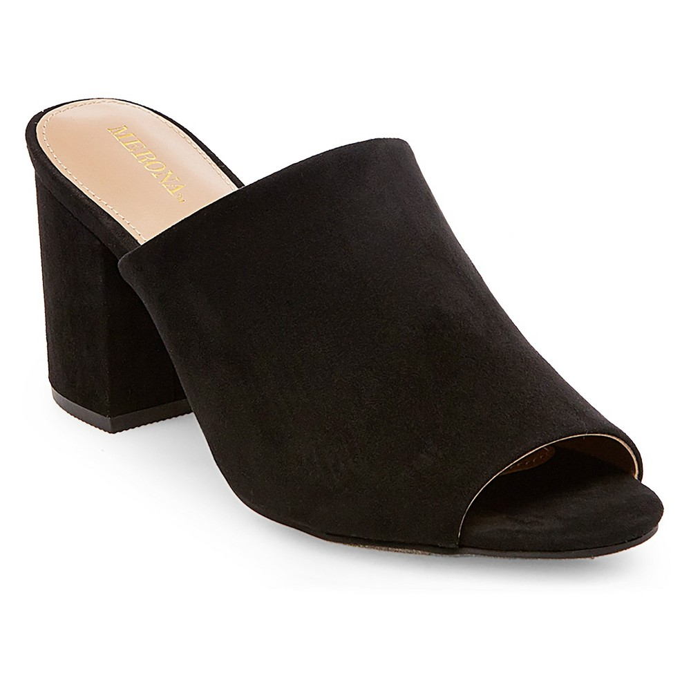 Women's Didi Mule Pumps Merona – Black 11