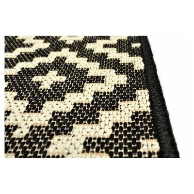 Outdoor Rug   Crinkle Diamond Black   Threshold™
