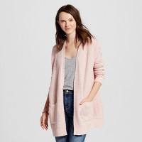 Women's Open Layering Cardigan - Mossimo Supply Co. (Juniors'). opens in a new tab.