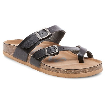 Image result for Women's Mad Love® Prudence Footbed Sandals