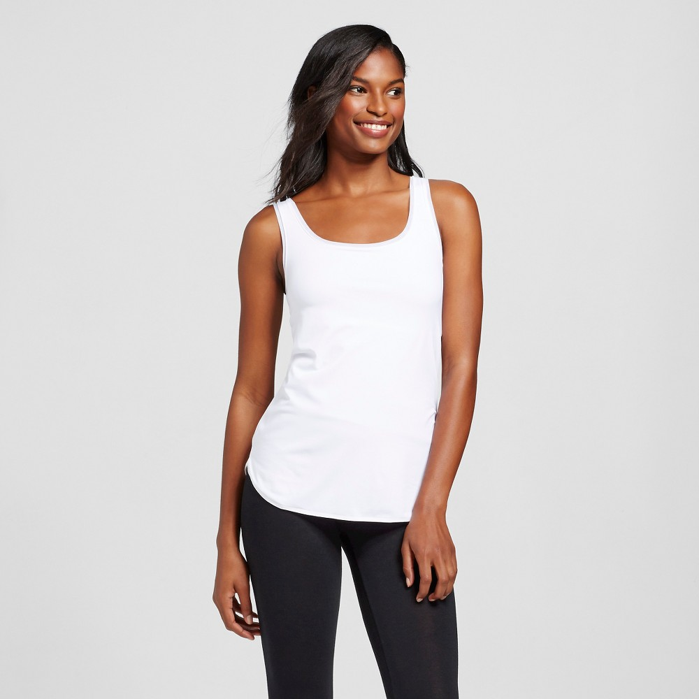 Maidenform Self Expressions Women's Undercover Slimming Tank SE1010 – White XL