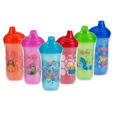 Nuby Insulated Cup with Hard Spout Printed