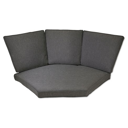 Halsted Outdoor Corner Sectional Seat Cushion Set - Threshold™ - image 1 of 1