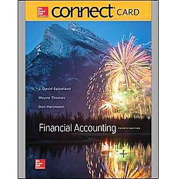 Financial Accounting Connect Access Code (Hardcover) (J. David Spiceland & Wayne Thomas & Don Herrmann)