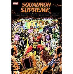 Marvel Omnibus Squadron Supreme (Hardcover) (Roy Thomas & Steve Englehart & J. M. Dematteis & Mark