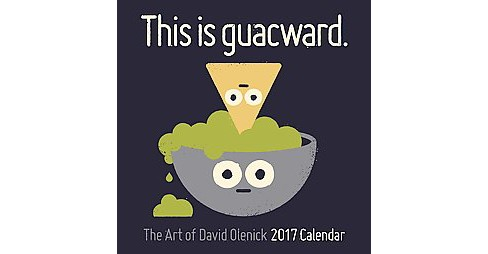 The Art of David Olenick 2017 Calendar - image 1 of 2