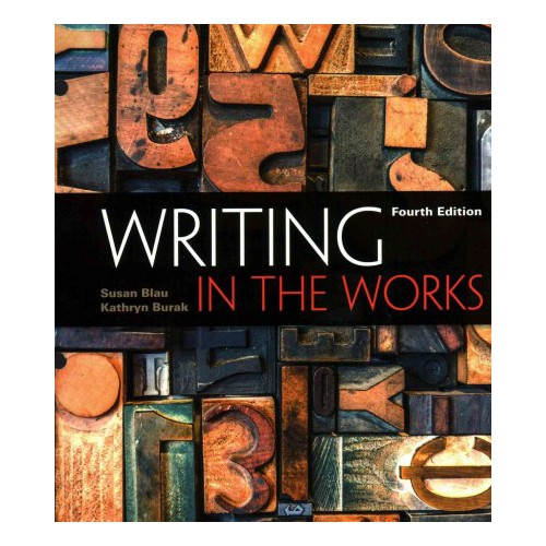 Writing in the Works (Paperback) (Susan Blau)