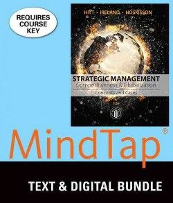 Strategic Management + Lms Integrated for Mindtap Management, 1 Term 6 Month Printed Access Card :