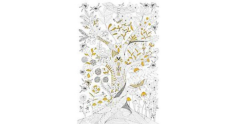 Adult Coloring Poster - Tree of Life - image 1 of 1
