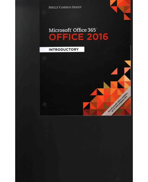 Microsoft Office 365 : Introductory (Paperback) (Steven M. Freund) - image 1 of 1
