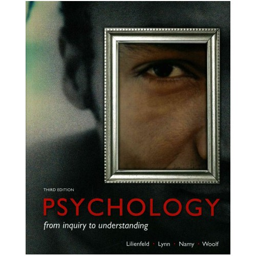Psychology : From Inquiry to Understanding (Hardcover) (Scott O. Lilienfeld)