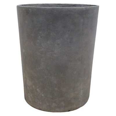 14  Round Concrete Planter - Gray - Smith & Hawken™