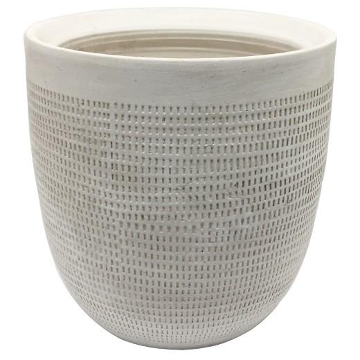 10 Inch Ceramic Planter