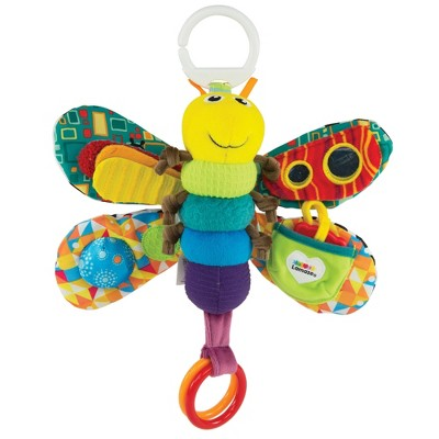 Lamaze Clip & Go Freddie the Firefly Sensory Development Baby Toy