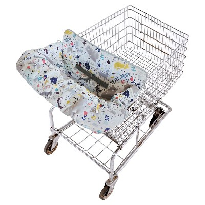 Eddie Bauer Reversible Cart & High Chair Cover