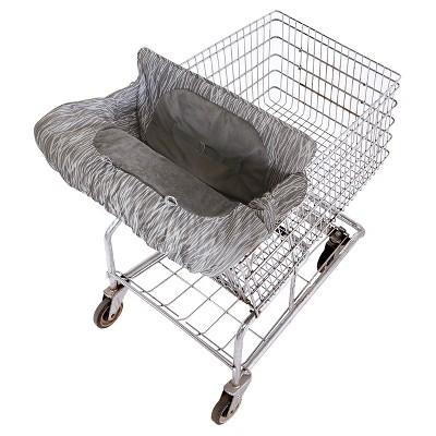 Eddie Bauer Cozy Shopping Cart Cover - Gray