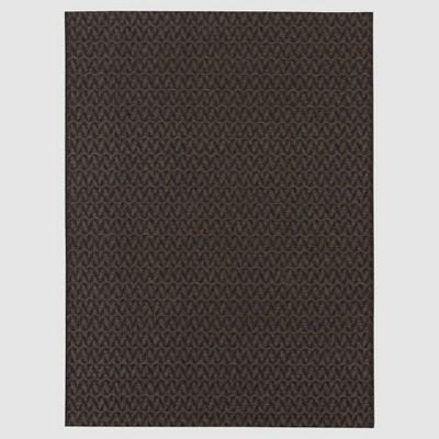 Outdoor Rug   Black Herringbone   Smith U0026 Hawken™