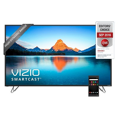 VIZIO SmartCast™ M-Series 60  Class Ultra HD HDR Home Theater Display™ with Chromecast Built-in - Black (M60-D1)
