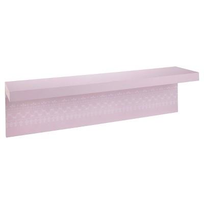NoJo® Chantilly Wall Décor Shelf