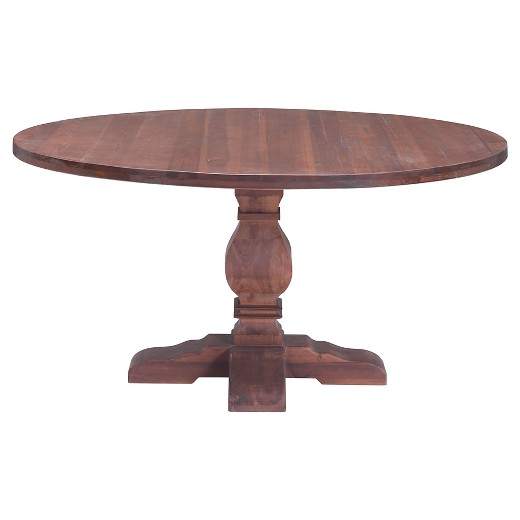 Classic Carved 60quot Round Wood Pedestal Dining Table  : 51461290Alt01wid520amphei520ampfmtpjpeg from www.target.com size 520 x 520 jpeg 18kB