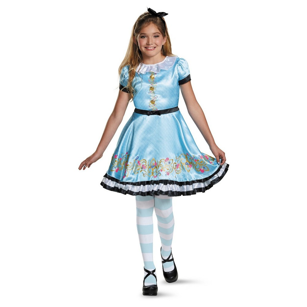 Disneys Descendants Allie Deluxe Child Costume XL, Girls