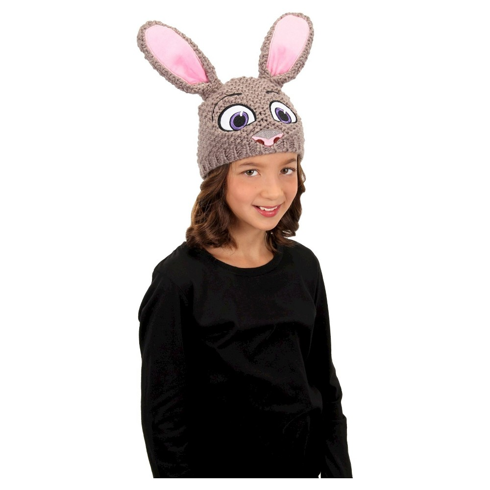 Zootopia Judy Hopps Knit Beanie Large, Kids Unisex, Multi-Colored