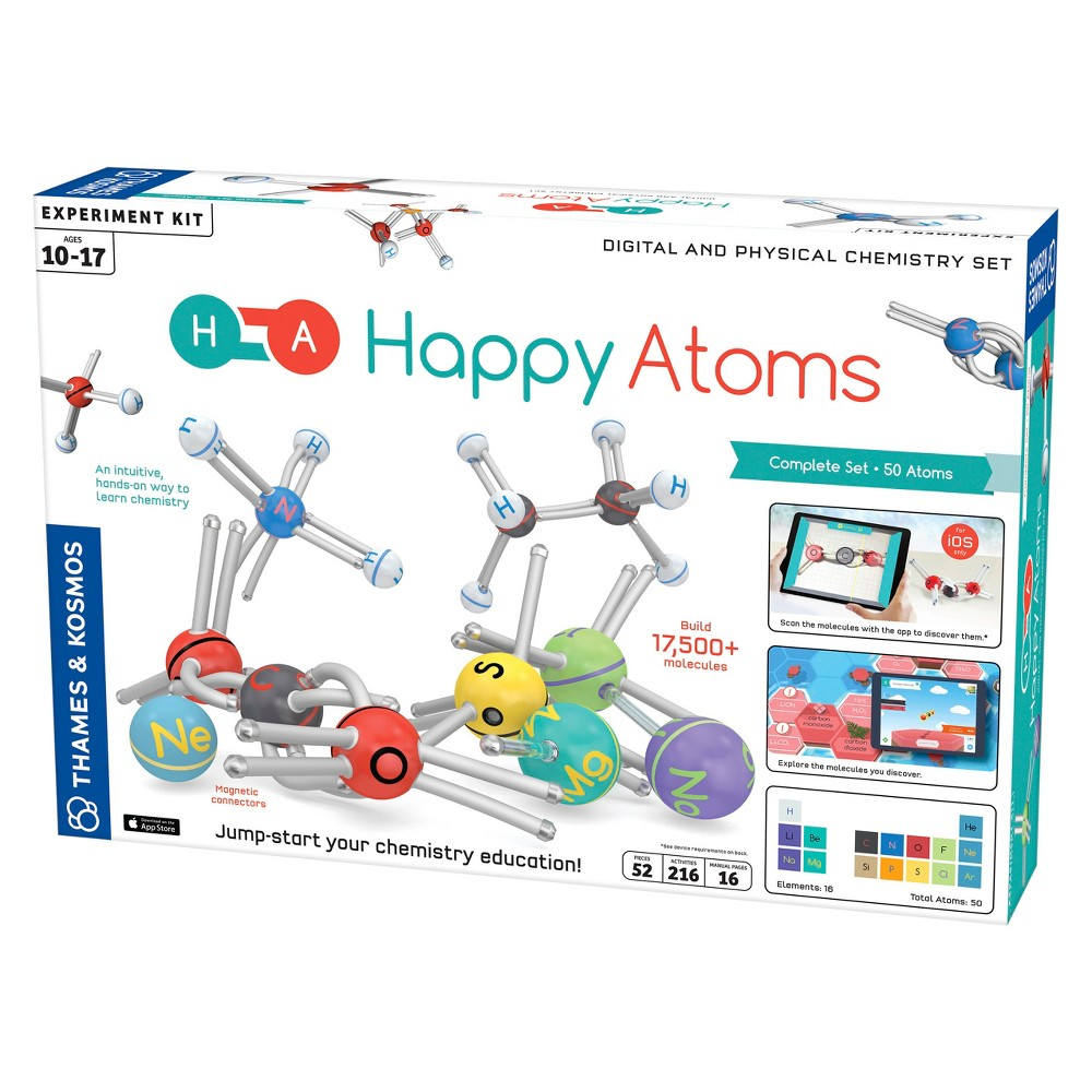 Thames & Kosmos Happy Atoms