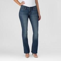 DENIZEN® from Levi's® Women's Modern Boot Cut Jeans Dark Wash