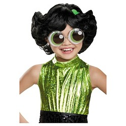 Powerpuff Girls' Buttercup Child Costume Wig - One Size Fits Most