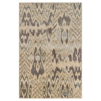Chandra Rupec Hand Tufted Wool And Viscose Area Rug