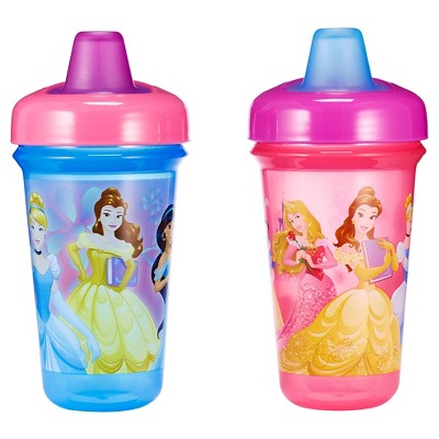 Disney Stackable Soft Spout Cup Princess 2pk