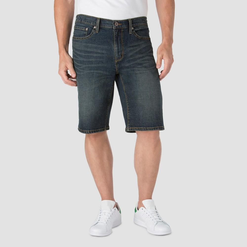 Denizen from Levi's Men's Athletic Fit Shorts 231 Vista 32, Blue