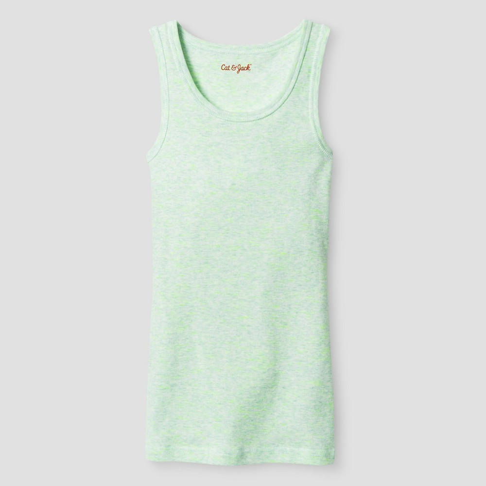 Girls' Favorite Tank Top Cat & Jack Green Creek XL, Girl's